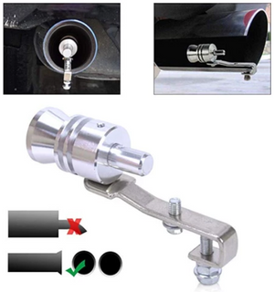 Multi-Purpose Car Turbo Whistle