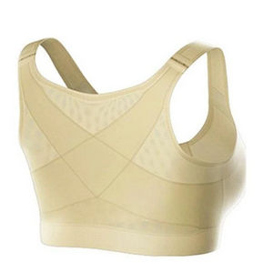 Support Front-Close Posture-Back Bra