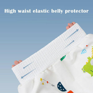 Comfy Childrens Adult Diaper Skirt Shorts 2 in 1