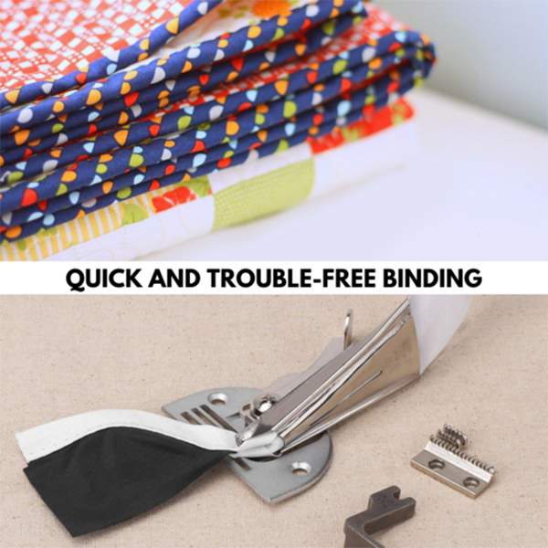 Sewing Master - Quilt Binder Attachment
