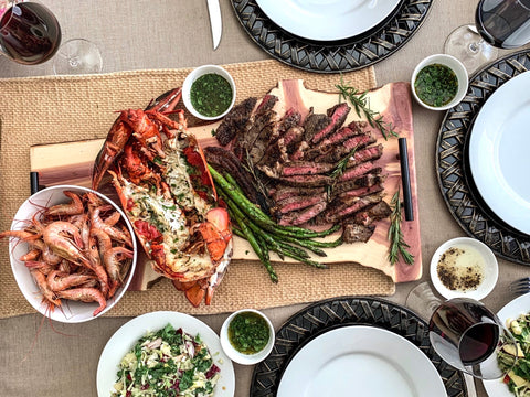 Kim's Steak Easy Recipe for a Party   Kim's Kitchen Affair   Cham Dipping Sauce   Steak Dipping Sauce