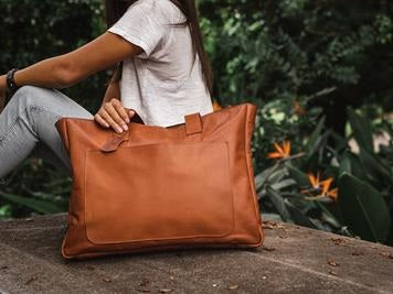 Inspired by Wanderlust: Quality Handmade Leather Luggage