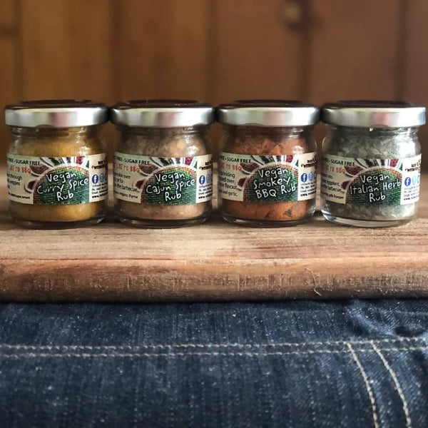 Vegan Spice Rub by Not Without Spice