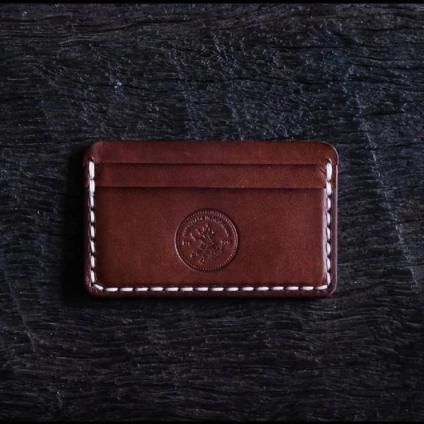 Front Pocket Card Holder by Methuselah Leather