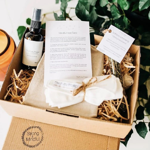 Strong and Mindful Box - The Purity Project