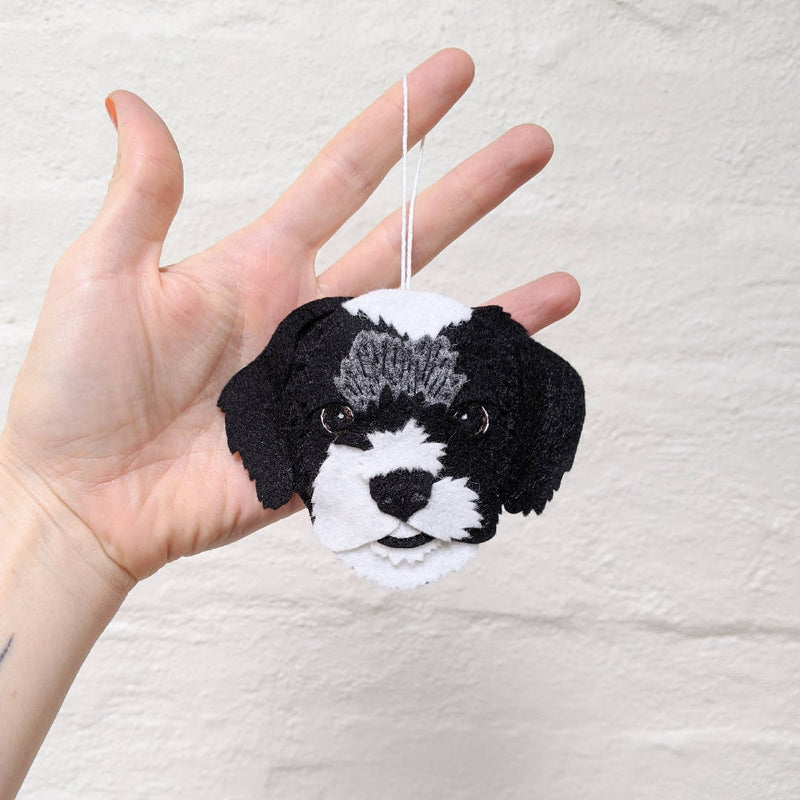 Custom pet decoration