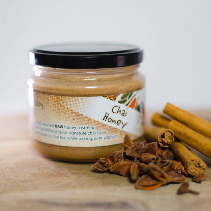 Chai Spiced Honey