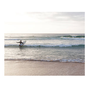 Print Morning Surf, Bondi