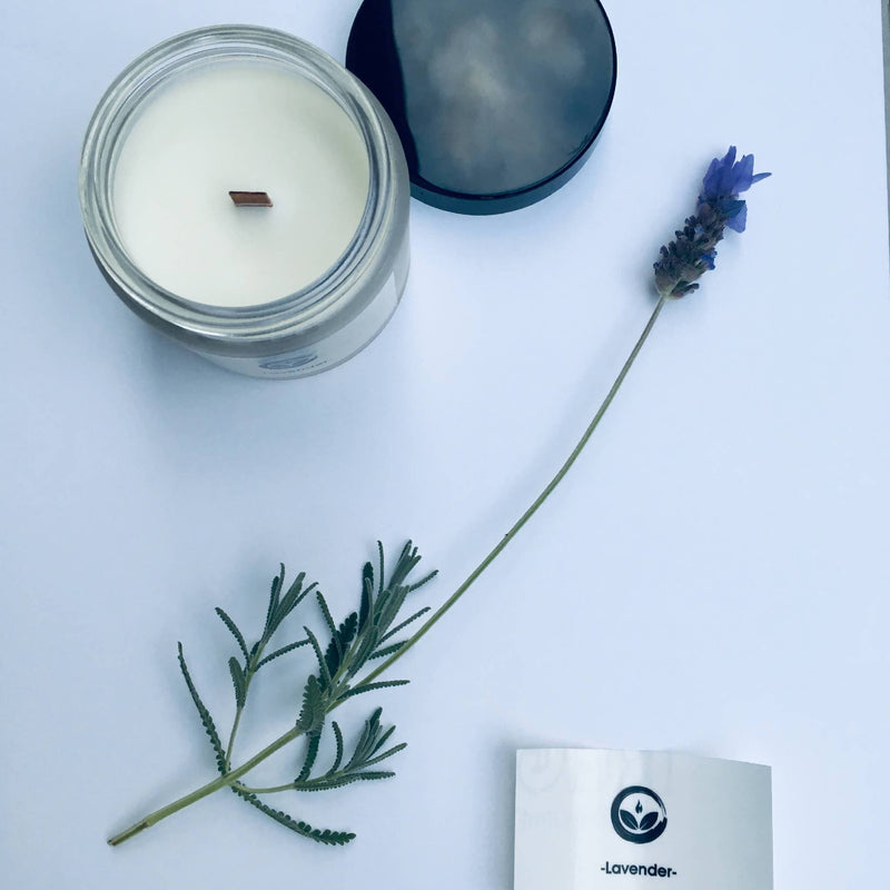•Lavender• Soy candle