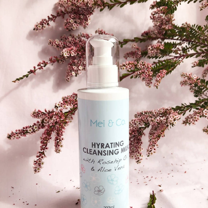 Hydrating Cleansing Milk 200ml