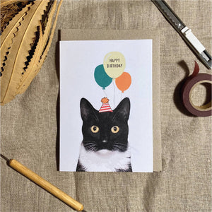 Cat Lover Birthday Cards