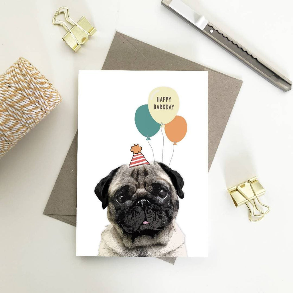 Dog Lover Birthday Cards
