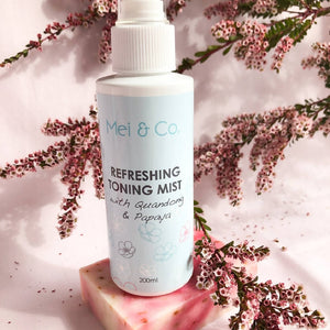 Refreshing Toning Mist 125ml