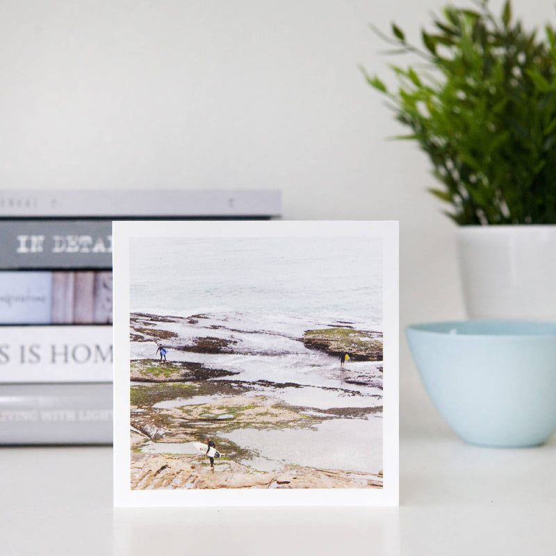 Greeting Cards set of 10: Sydney Beaches