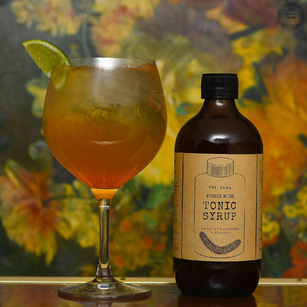 Aussie Bush Tonic Syrup 500mL
