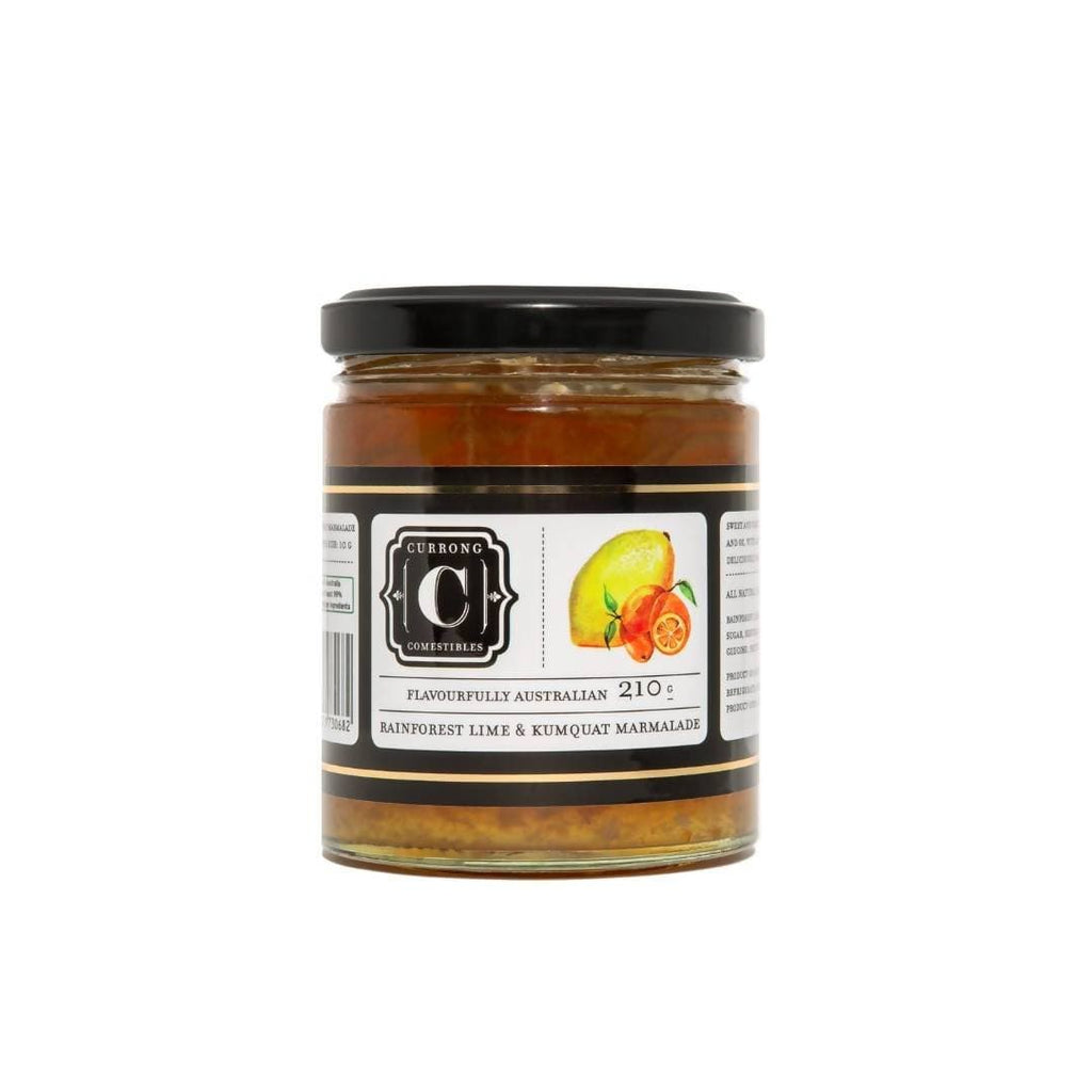 Rainforest Lime & Kumquat Marmalade - 210g