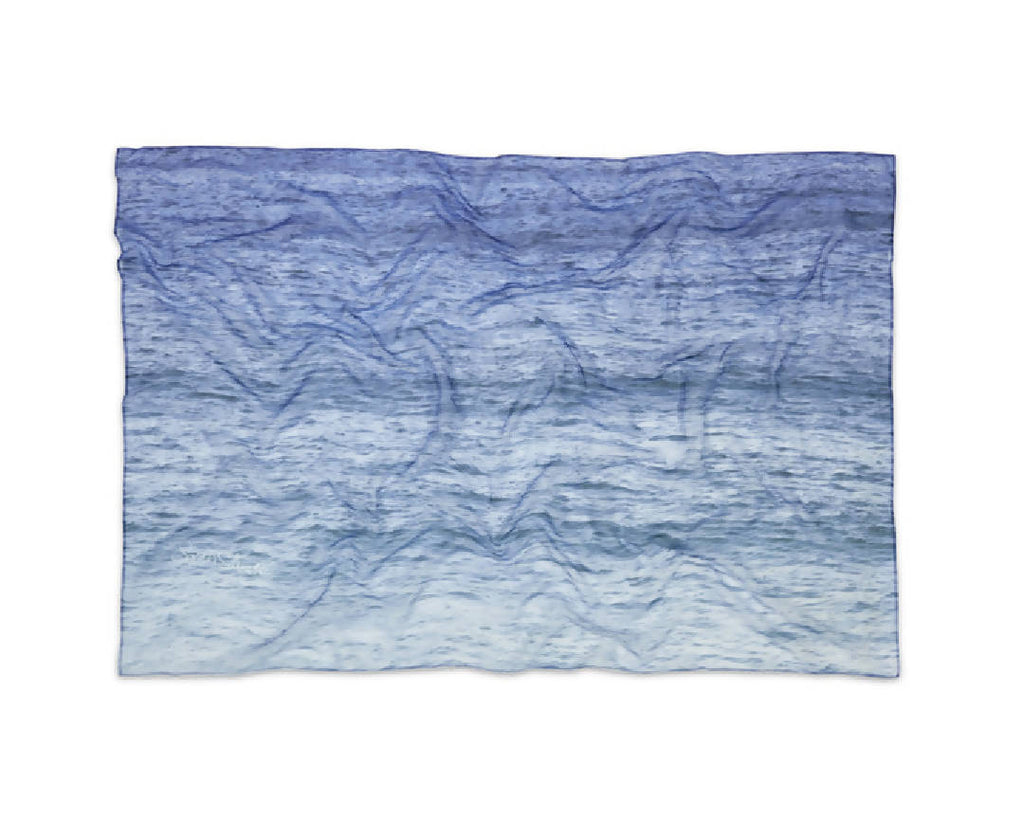 Sarong in Ripples