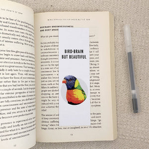 Bookmark, Australian wildlife Animals, Book Lover