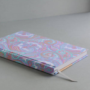 Paisley Dreams – Hardcover Notebook – A5 Lined 100% Recycled Paper