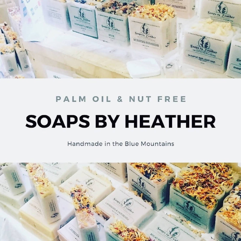 Soap Deal Choose any 4 Soaps