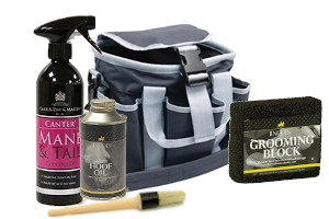 competition prizes - Horse grooming kit and accessories