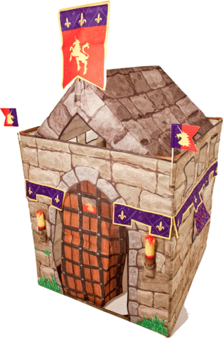 Knight Play Tent Set