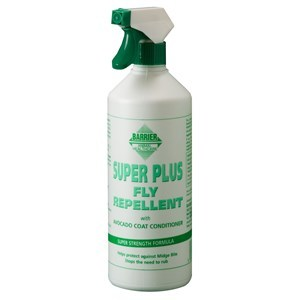 Barrier Super Plus Fly Repellent with Avocado - 1 Litre