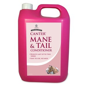 Canter Mane & Tail Conditioner 5 Litre - Refill