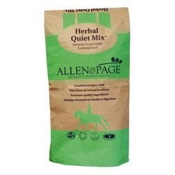 Allen & Page - Herbal Quiet Mix - 20kg