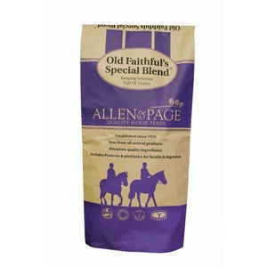 Allen & Page - Old Faithful's Special Blend - 20kg