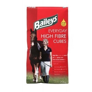 Baileys Everyday High Fibre Cubes 20kg