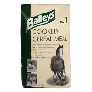 Baileys No.1 Cooked Cereal Meal 20kg