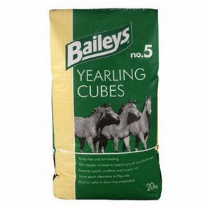 Baileys No.5 Yearling Cubes 20kg