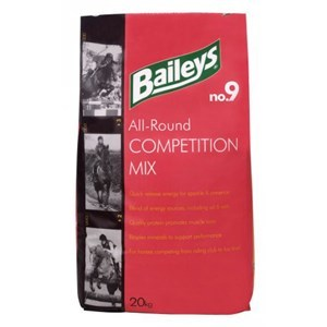 Baileys No.9 All Round Competition Mix 20kg