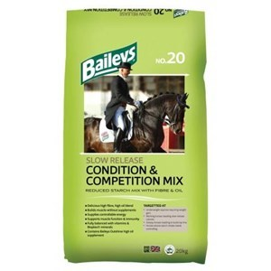 Baileys No.20 Slow Release Condition & Competition Mix 20kg