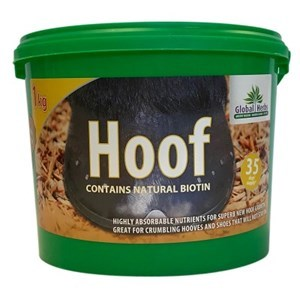 Global Herbs Hoof - 1 kg