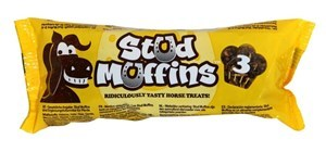 Stud Muffins Horse Treats 30x3 pack