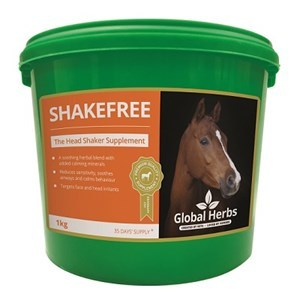 Global Herbs - Shake Free - 1 kg