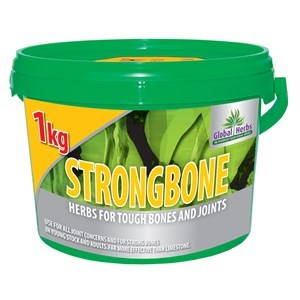 Global Herbs - Strong Bone - 1 kg