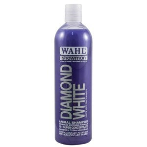 Wahl Diamond White Shampoo - 500 ml