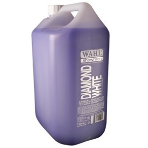 Wahl Diamond White Shampoo - 5 L