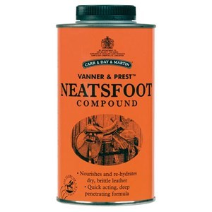 Vanner & Prest Neatsfoot Oil Compound - 500ml