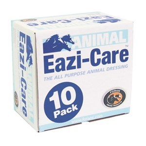 Foran Eazi-Care Animal Dressing Box 10's - Single