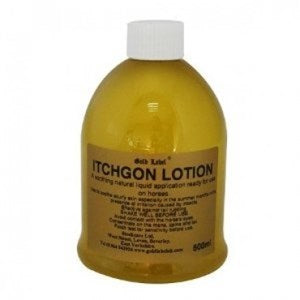 Gold Label Itchgon Lotion - 500 ml