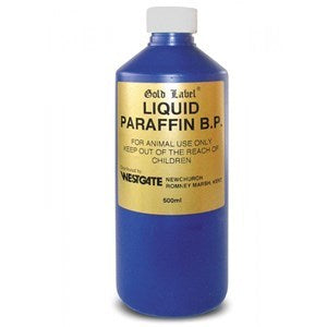 Gold Label Liquid Paraffin - 500 ml