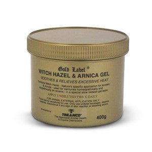 Gold Label Witch Hazel & Arnica Gel - 400 g
