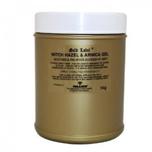 Gold Label Witch Hazel & Arnica Gel - 1 kg