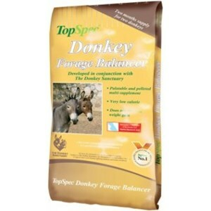 Top Spec Donkey Forage Balancer - 20 kg
