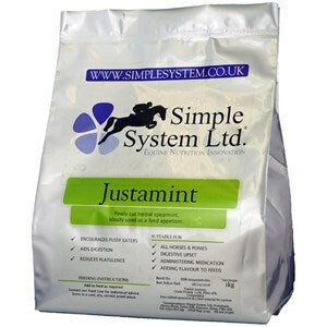 Simple System Justamint - 1 kg