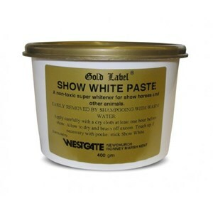 Gold Label Show White Paste - 400 g